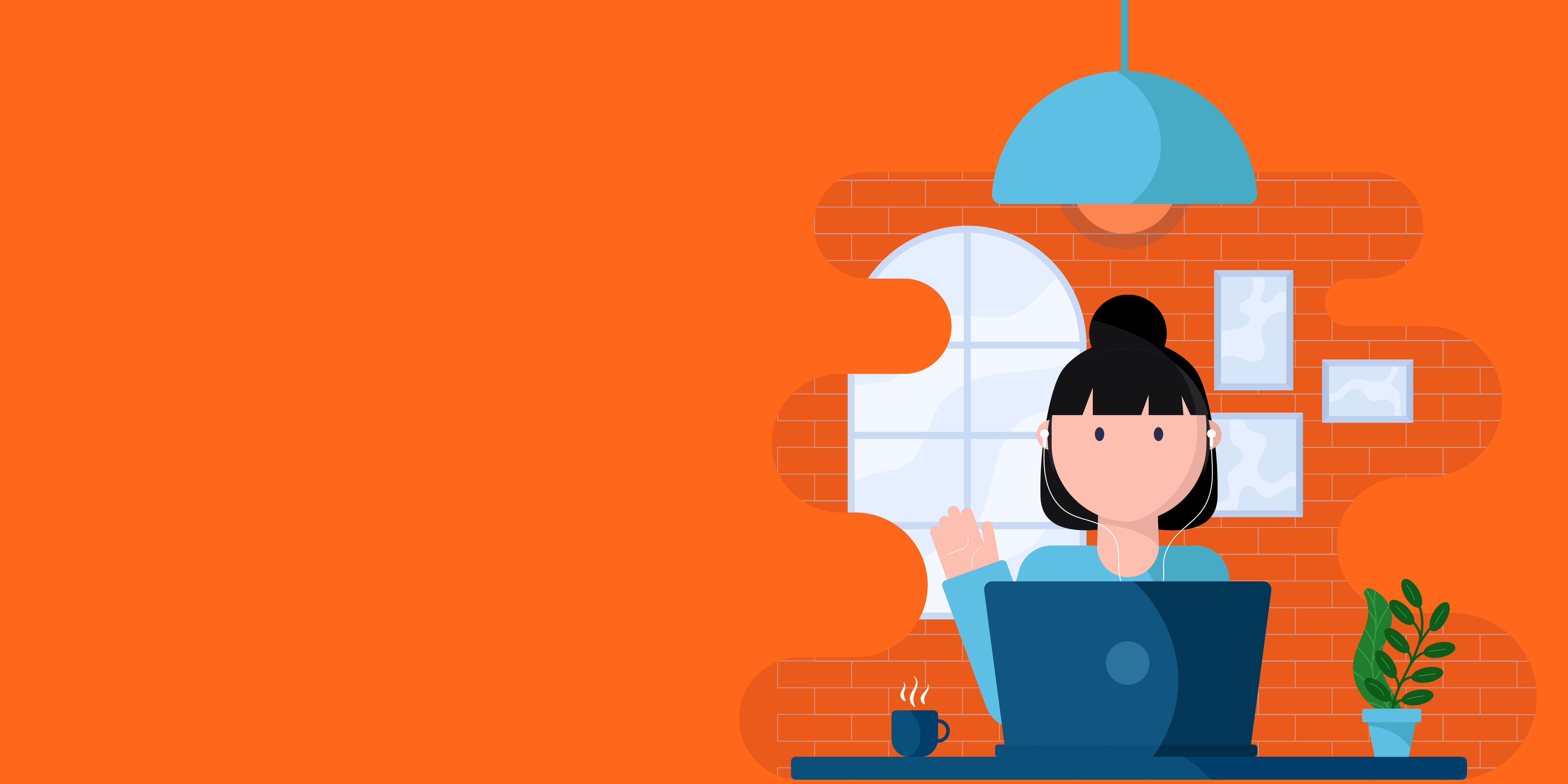 5 Great– and Humorous– Examples of Working Remotely